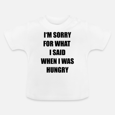 Hungry hungry - Baby T-Shirt
