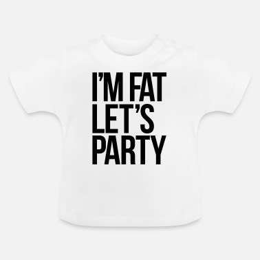 Party party - Baby T-shirt