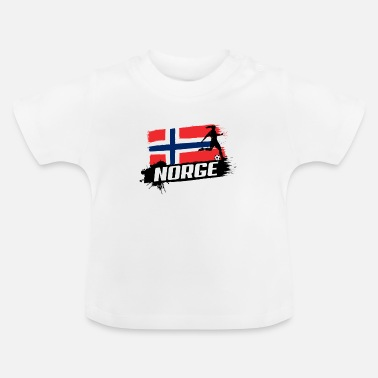 Womens World Norway Women's Football World Cup Women Wm - Baby T-Shirt
