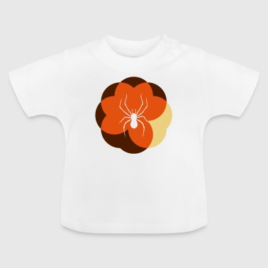spider disgusting animal insect - Baby T-Shirt