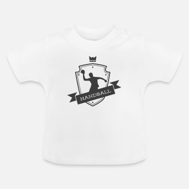Team Handball Team Team - Baby T-Shirt