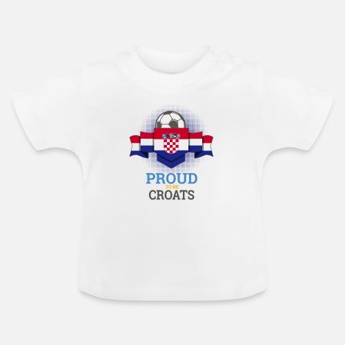 2eb4f827c15 ... Football Croats Croatia Soccer Team Sports - Baby T-Shirt. Do you want  to edit the design?