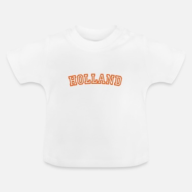 Hollande holland - T-shirt Bébé