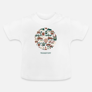 Transport transport - Baby T-shirt