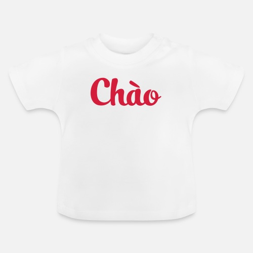 Chào Hello Vietnam Vietnamese Tiếng Việt Baby T Shirt