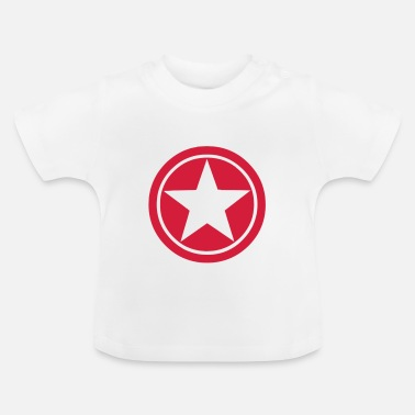 Capitaine STAR - T-shirt Bébé