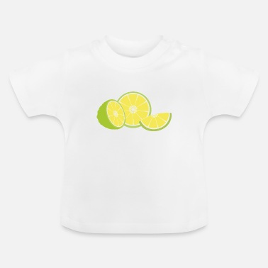 Lime Slice Lime - Baby T-Shirt
