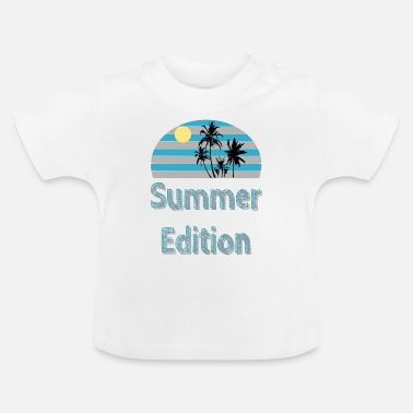 Tree Summer Edition - summer / trend / cool - Baby T-Shirt