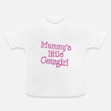 Umstandsmode Mummy's little - Baby T-Shirt