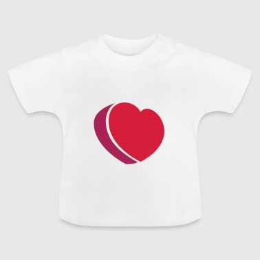 Our Block Block Herz - Baby T-Shirt