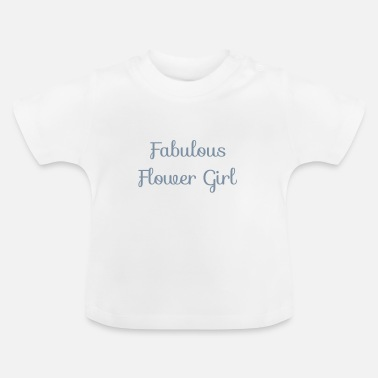 Flower Girl Flower Girl - Baby T-Shirt