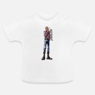 Old School Old school - Baby T-Shirt