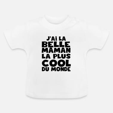 T Shirts Autres Anniversaire Belle Mere A Commander En Ligne