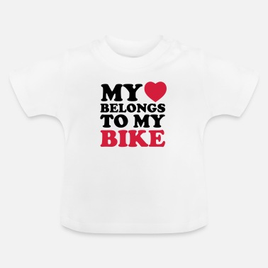 MHBTM bike - Camiseta bebé
