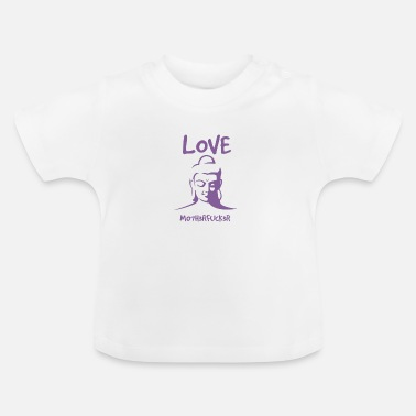 Guys Night Out LOVE Mo7H3RFUcK3R - Baby T-Shirt