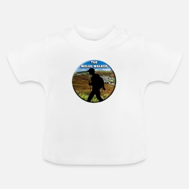 Welsh De Welsh Walker - Baby T-shirt