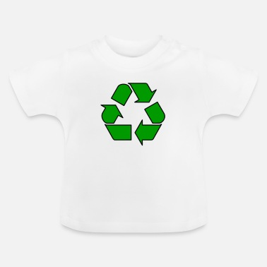 Enviromental Recycle - Baby T-Shirt