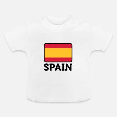 Nationell Nationell flagg - Baby-T-shirt