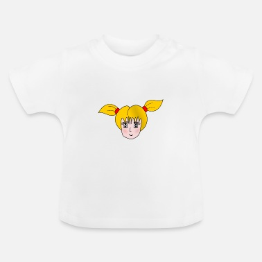 Teenager MANGA. EIN TEENAGER. TEENAGER - Baby T-Shirt