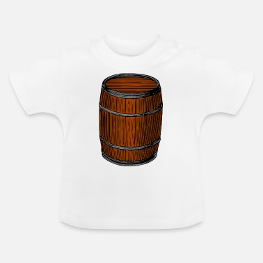 Barrel barrel - Baby T-Shirt
