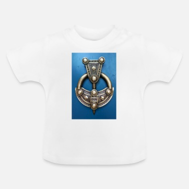 Guild Symbol in the style of the Masonic guild - Baby T-Shirt