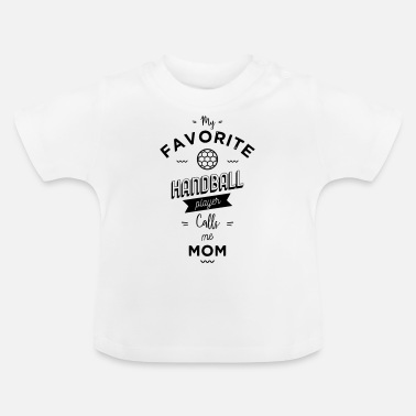 Lapsi Handball player - T-shirt baby