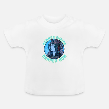 Neon vacay-modus 2021 - Baby T-shirt