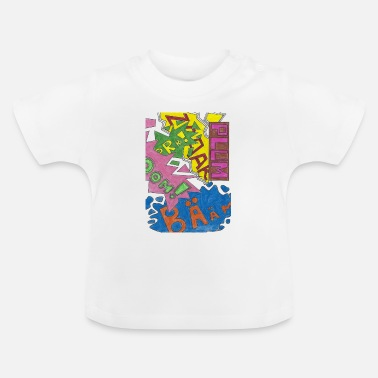 Serie Serie 1. - T-shirt baby