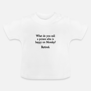 Chefchen Office humor work profession official office gift boss - Baby T-Shirt