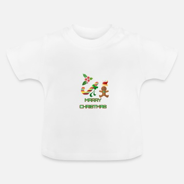 Gingerbread gingerbread - Baby T-Shirt