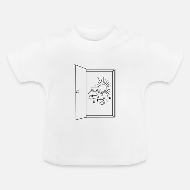 Outdoor Outdoor - Baby T-Shirt