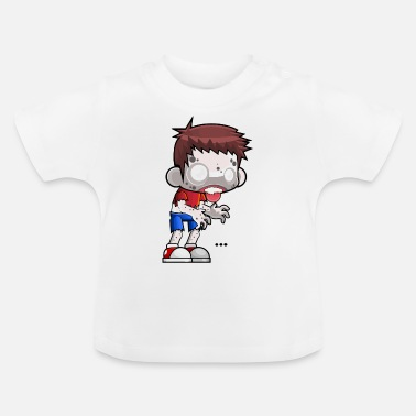 Teenager Zombie Teenage Limited Edition! - T-shirt Bébé