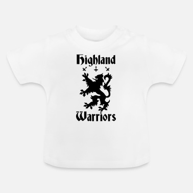 Highland Warriors - Baby T-Shirt
