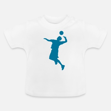 Volley Volley Sillhouette - Baby T-shirt