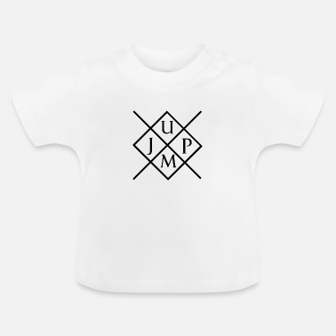 Jumpstyle Hoppe | Jumpstyle | Jumping - Baby T-shirt