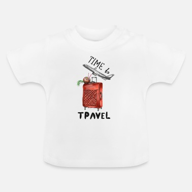 Koffer Travel - Baby T-Shirt