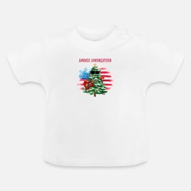 Springsteen Spruce Springsteen - Baby T-Shirt