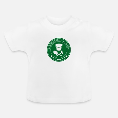 Sandbox Sandbox queen - Baby T-Shirt