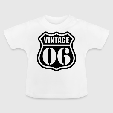 1906 Vintage 06 Baby T-shirts - Baby T-shirt