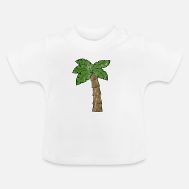 Used Look Palme Used Look - Baby T-Shirt