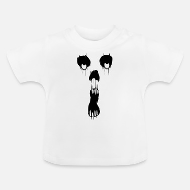Monster monster - T-shirt baby