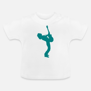 Guitar Player guitar player - Baby T-shirt
