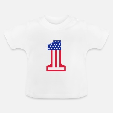 Stars And Stripes Stars And Stripes 11 - Baby T-Shirt
