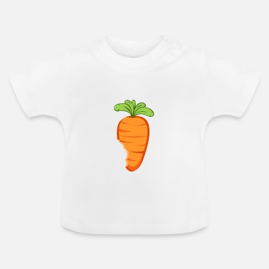 Icon Vegetables Carrot icon - Baby T-Shirt