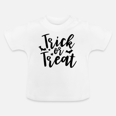 Trick Or Treat Trick or Treat - T-shirt Bébé