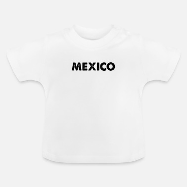 Nationale Het nationale vaderland van de nationale trots van Mexico - Baby T-shirt