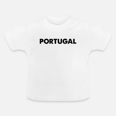 Nationale Het nationale vaderland van de nationale trots van Portugal - Baby T-shirt