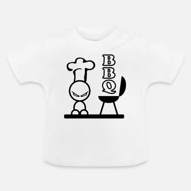 Grillen grill - Baby T-Shirt