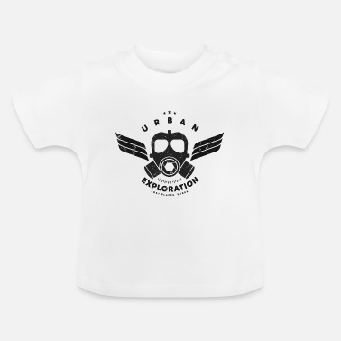 Urban Urban exploration - Baby T-Shirt