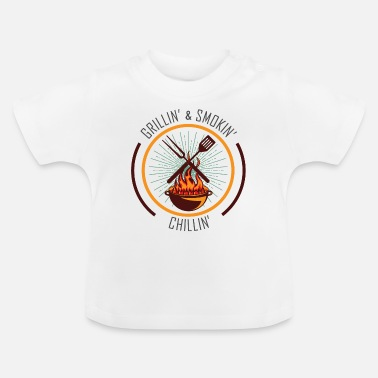 Bbq Season BBQ barbecue season - Baby T-Shirt